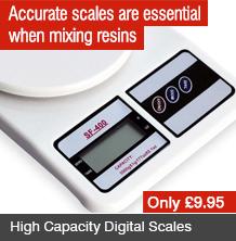 Casting Resins UK Supplier - Easy Composites